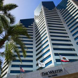 Vista exterior The Westin San Diego