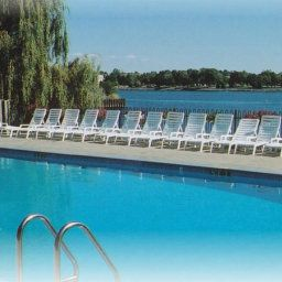 Pool Holiday Inn KINGSTON-WATERFRONT
