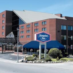 Vista esterna Hampton Inn by Hilton Niagara FallsAt The Falls