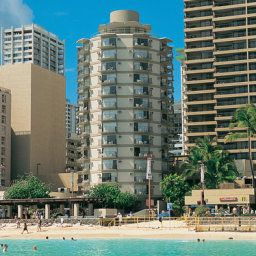 Aston Waikiki Circle Hotel Honolulu