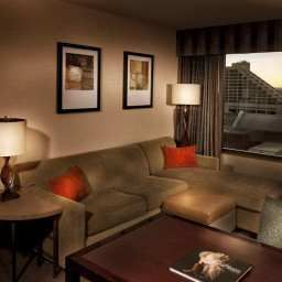 Suite Embassy Suites Fort Worth  Downtown