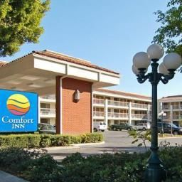 Comfort Inn Near Pasadena Civic Auditorium Pasadena