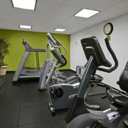 Wellness/fitness Comfort Inn & Suites Logan International Airport