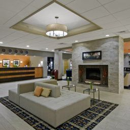 Hall Comfort Inn & Suites Logan International Airport