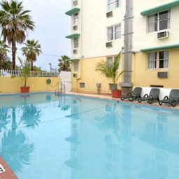 Wellness/fitness Days Inn and Suites Miami/North Beach Oceanfront