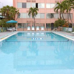Wellness/fitness Days Inn Miami International Airport