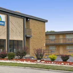 Außenansicht Days Inn Wauwatosa/Milwaukee