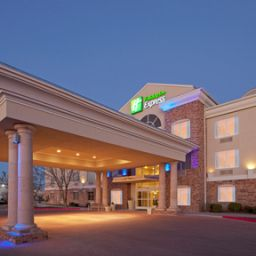 Vista exterior Holiday Inn Express Hotel & Suites EAGLE PASS