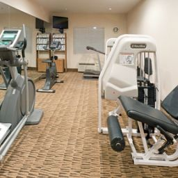 Wellness/Fitness Holiday Inn Express Hotel & Suites EAGLE PASS