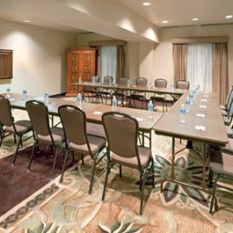 Sala de reuniones Holiday Inn Express Hotel & Suites EAGLE PASS