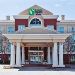 Vue extérieure Holiday Inn Express Hotel & Suites GREENVILLE-I-85 & WOODRUFF RD