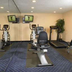 Wellness/fitness area Holiday Inn Express HERSHEY (HARRISBURG AREA)