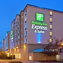 Vista exterior Holiday Inn Express Hotel & Suites SEATTLE-CITY CENTER