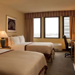 Room Hilton Newark Penn Station