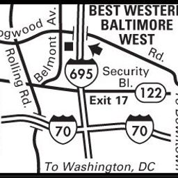 BEST WESTERN Baltimore West