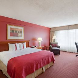 Chambre Holiday Inn BOSTON-BROOKLINE