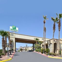 Vista exterior Holiday Inn EL PASO-AIRPORT I-10