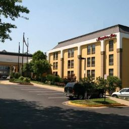 Vista exterior Hampton Inn Alexandria-Pentagon South VA