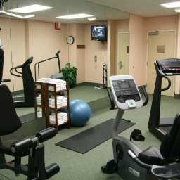 Wellness/Fitness Hampton Inn Commercial BlvdFt Lauderdale