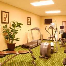 Wellness/Fitness Hampton Inn Laredo