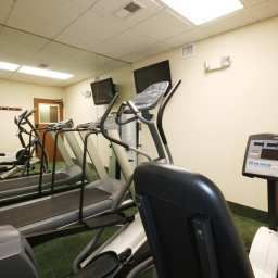 Wellness/fitness area Hampton Inn PhoenixChandler