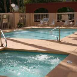 Pool Hampton Inn PhoenixChandler