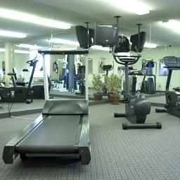 Wellness/fitness area Candlewood Suites JERSEY CITY