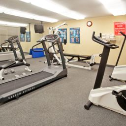 Wellness/fitness area Candlewood Suites ALBUQUERQUE Fotos