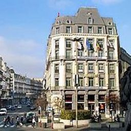 Brussels Marriott Hotel Brussels