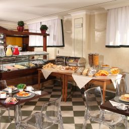 Breakfast room Alessandrino