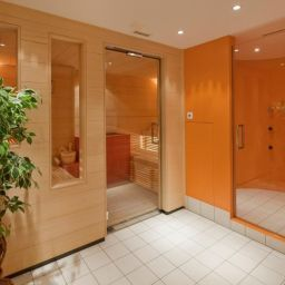 Wellness/fitness area Hotel Couronne