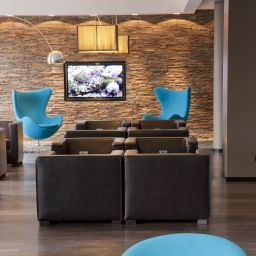 Hall Motel One Mitte