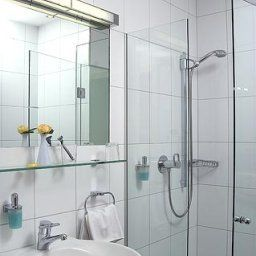Camera da bagno Valerian - Das Business Hotel