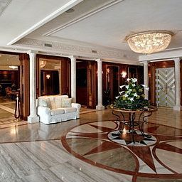 Hall Swiss Diamond Hotel Lugano