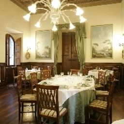 Restaurante Castello dell Oscano