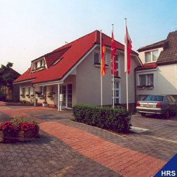 Vista exterior Schenk Pension Fotos