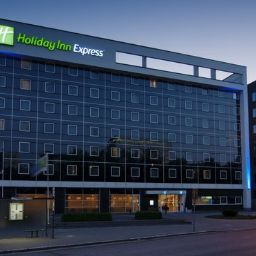 Vue extérieure Holiday Inn Express ANTWERP CITY - NORTH