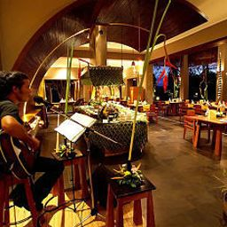Restaurant Maya Ubud Resort & Spa