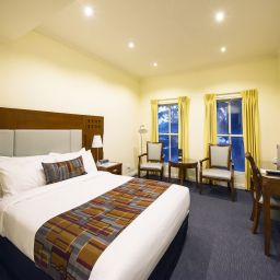 Chambre pour voyageurs d'affaires Best Western Plus Buckingham International