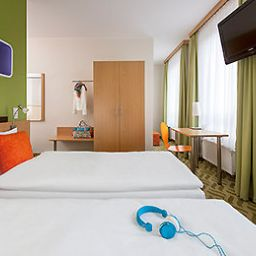 Chambre ibis Styles Berlin City Ost