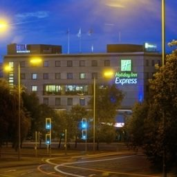 Holiday Inn Express BRADFORD CITY CENTRE Брадфорд