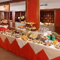 Buffet Fleming Grand Hotel