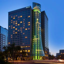 Exterior view The Westin Warsaw