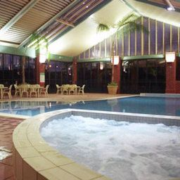 Piscina Quality Resort All Seasons