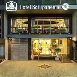 Vista exterior Best Western Plus Sol Ipanema