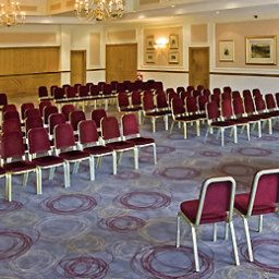 Conference room Mercure Bolton Last Drop Village Hotel and Spa