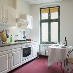 Bed and Breakfast am Luisenplatz