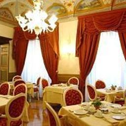 Breakfast room Cavaliere Palace Hotel