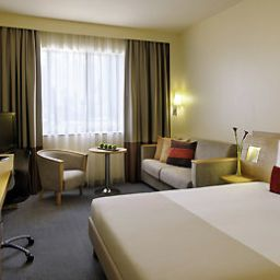 Chambre Novotel World Trade Centre Dubai