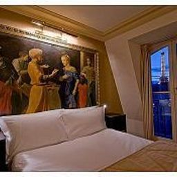 Room Le Walt Eiffel Tower